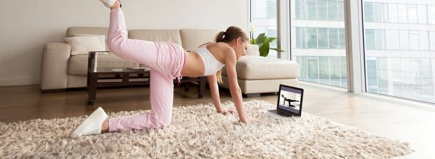 online pilates courses
