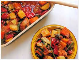 Strong Saturday recipe – Ottolenghi's ratatouille