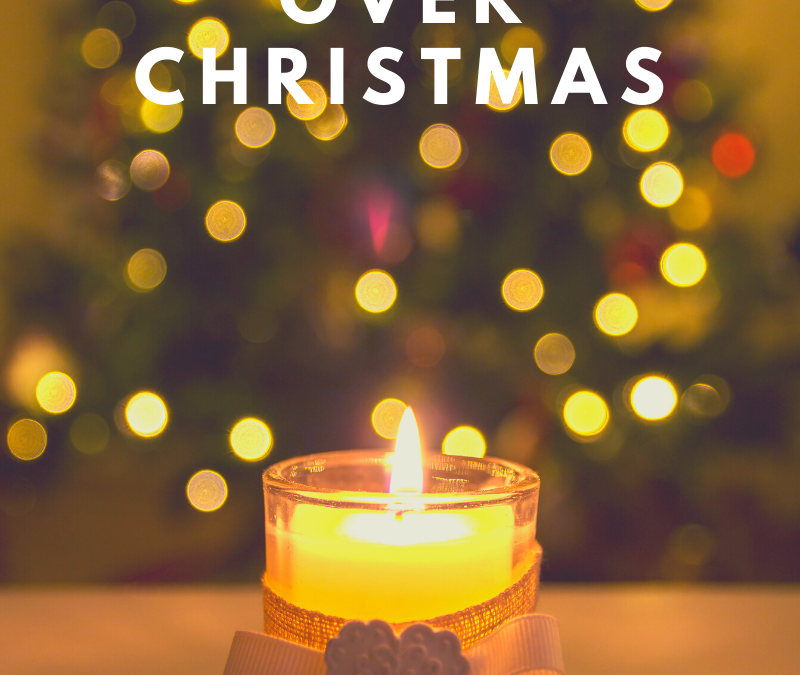 10 Ways to reduce stress over Christmas