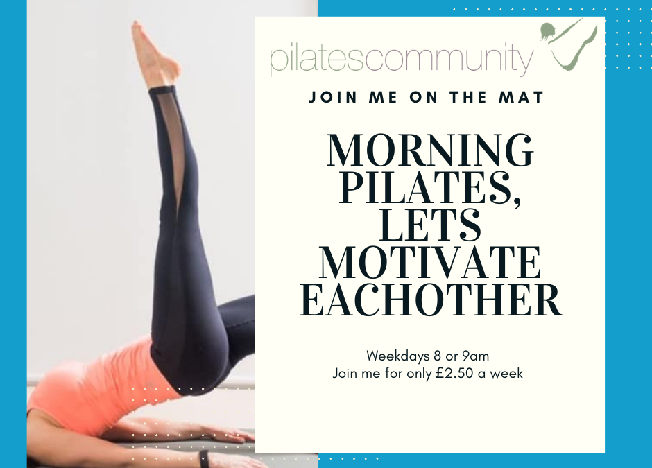 Happy New Year – Join Pilates Classes Online